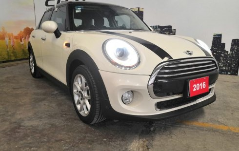 MINI COOPER 2016 impecable