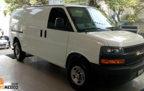 Nuevo Chevrolet Express Cargo