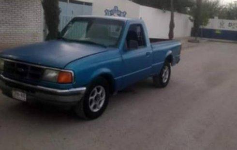 Un Ford Ranger 1993 impecable te está esperando