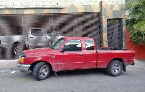 Quiero vender urgentemente mi auto Ford Ranger 1995 muy bien estado