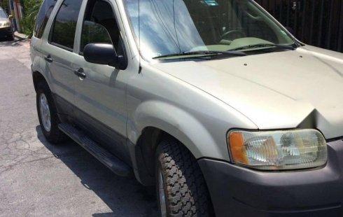 Ford Escape 2003 usado