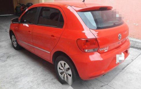 Urge!! En venta carro Volkswagen Gol 2016 de único propietario en excelente estado