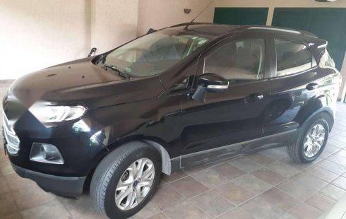 Ford EcoSport 2015 usado en San Pedro Garza García