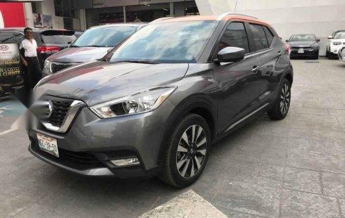 Nissan Kicks 2018 en Miguel Hidalgo