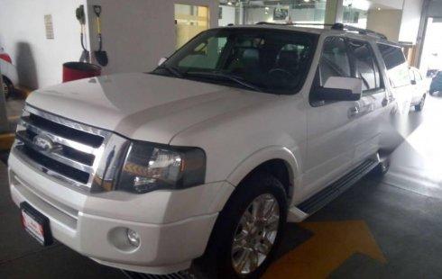 Carro Ford Expedition 2011 de único propietario en buen estado