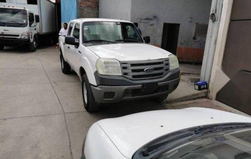 Un Ford Ranger 2012 impecable te está esperando