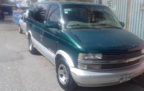 Se pone en venta un Chevrolet Astro