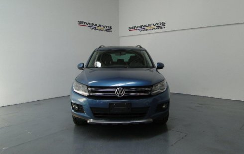Quiero vender cuanto antes posible un Volkswagen Tiguan 2017