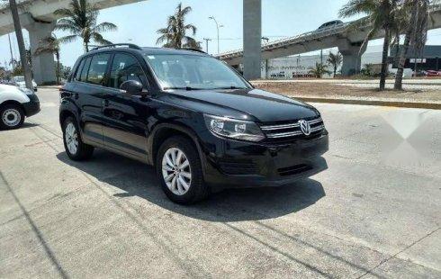 Volkswagen Tiguan usado en Veracruz