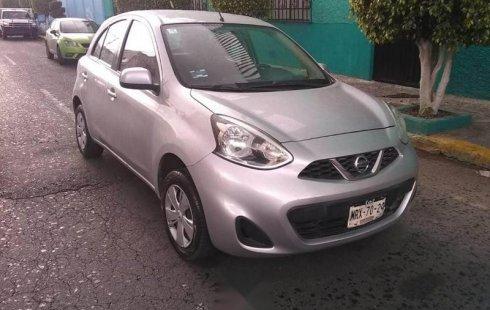 Quiero vender inmediatamente mi auto Nissan March 2014 muy bien cuidado