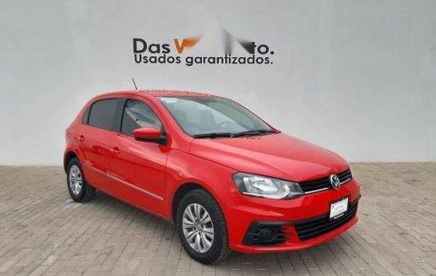 No te pierdas un excelente Volkswagen Gol 2017 Automático en León