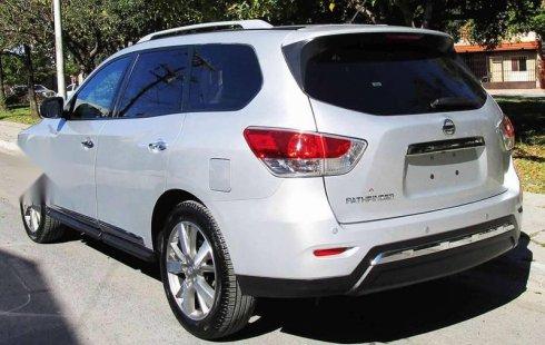 Nissan Pathfinder 2014 en Monterrey
