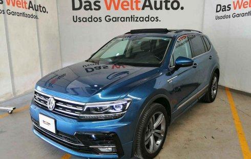 No te pierdas un excelente Volkswagen Tiguan 2019 Automático en San Andrés Cholula