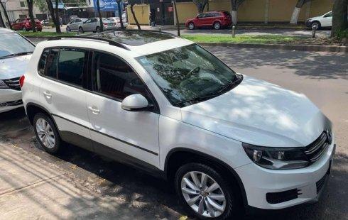 En venta un Volkswagen Tiguan 2014 Automático muy bien cuidado