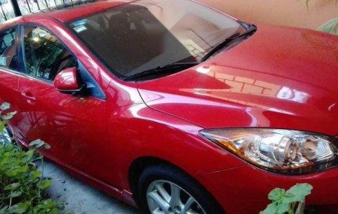 En venta un Mazda 3 2012 Automático muy bien cuidado