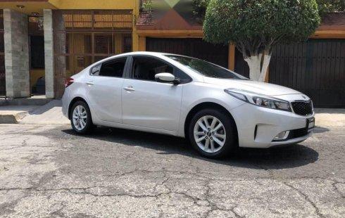 Kia Forte 2017 barato en Nezahualcóyotl