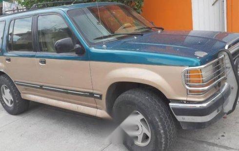 Se vende urgemente Ford Explorer 1993 Automático en Chimalhuacán