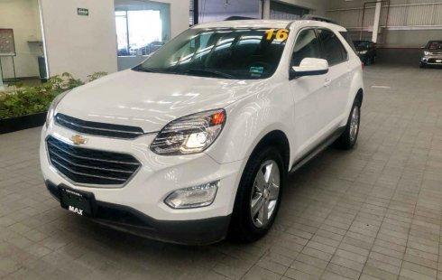 Urge!! En venta carro Chevrolet Equinox 2016 de único propietario en excelente estado