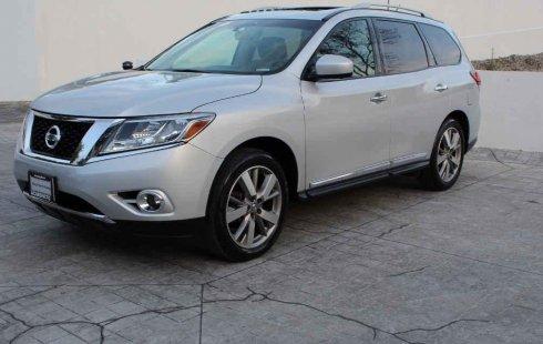 Nissan Pathfinder 2014 barato en Zapopan