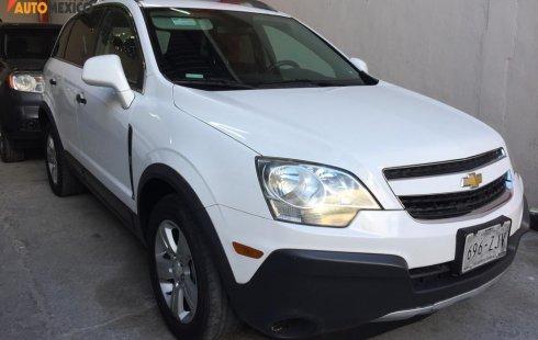Venta auto Chevrolet Captiva Sport  aut  2014 , Nuevo León