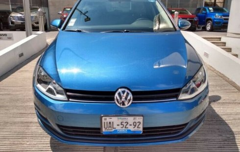 Vendo un Volkswagen Golf impecable