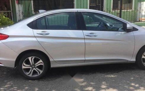 Urge!! Vendo excelente Honda City 2016 Automático en en Zapopan