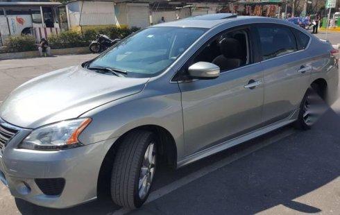 No te pierdas un excelente Nissan Sentra 2013 Automático en Cuauhtémoc