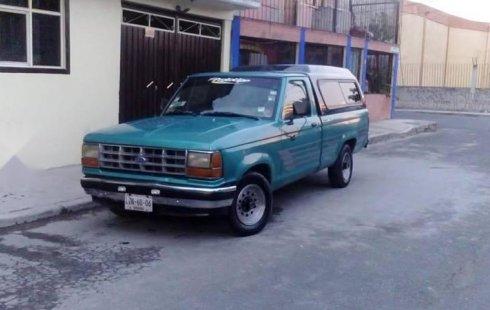 Urge!! Vendo excelente Ford Ranger 1992 Manual en en Valle de Chalco Solidaridad