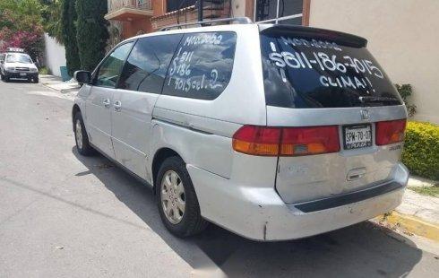 Pongo a la venta cuanto antes posible un Honda Odyssey en excelente condicción a un precio increíblemente barato