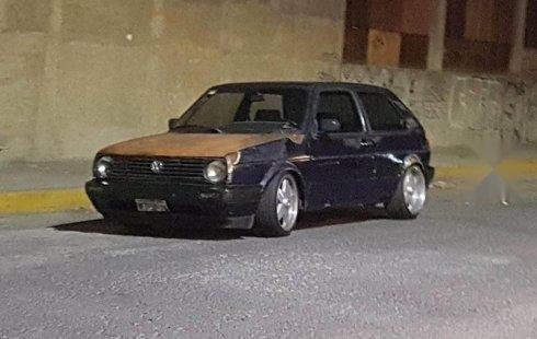 Volkswagen Golf 1989 barato en Ecatepec de Morelos
