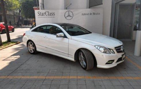 Pongo a la venta cuanto antes posible un Mercedes-Benz Clase E en excelente condicción a un precio increíblemente barato