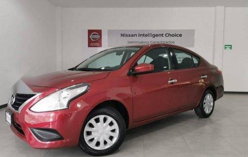Quiero vender inmediatamente mi auto Nissan Versa 2017 muy bien cuidado