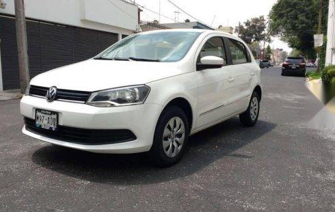 Volkswagen Gol impecable en Iztacalco