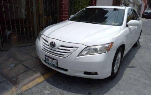 Toyota Camry impecable en Naucalpan de Juárez más barato imposible