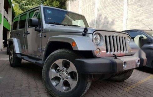 Urge!! Vendo excelente Jeep Wrangler 2018 Automático en en Iztacalco