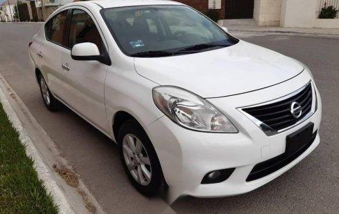 Me veo obligado vender mi carro Nissan Versa 2012 por cuestiones económicas