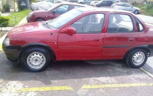 Vendo un Chevrolet Chevy por cuestiones económicas