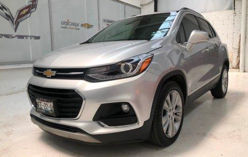 Tengo que vender mi querido Chevrolet Trax 2017 en muy buena condición