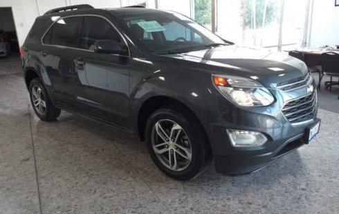 Se vende urgemente Chevrolet Equinox 2017 Automático en Juárez