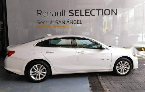 Chevrolet Malibu 2017 impecable