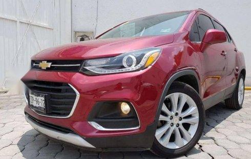 Tengo que vender mi querido Chevrolet Trax 2018 en muy buena condición
