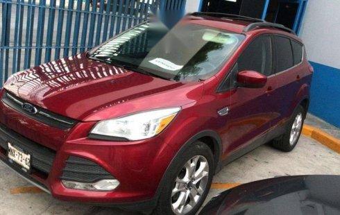 Quiero vender inmediatamente mi auto Ford Escape 2013 muy bien cuidado
