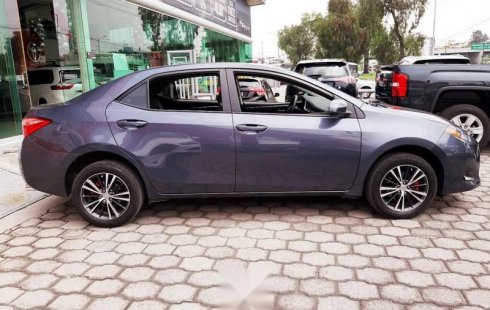 SHOCK!! Un excelente Toyota Corolla 2018, contacta para ser su dueño