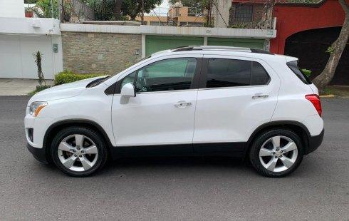 Chevrolet Trax impecable en Coyoacán más barato imposible