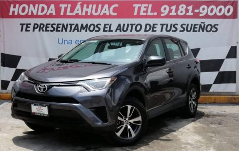 Auto usado Toyota RAV4 2017 a un precio increíblemente barato