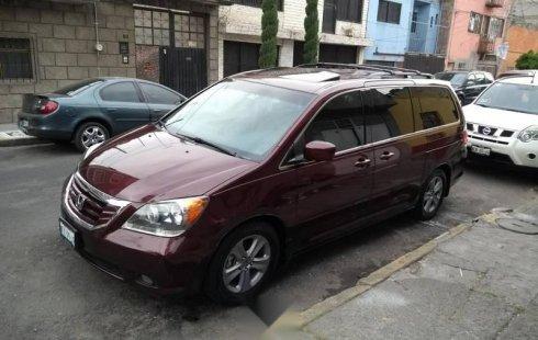 Quiero vender urgentemente mi auto Honda Odyssey 2010 muy bien estado