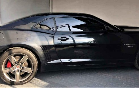 Quiero vender inmediatamente mi auto Chevrolet Camaro 2012 muy bien cuidado