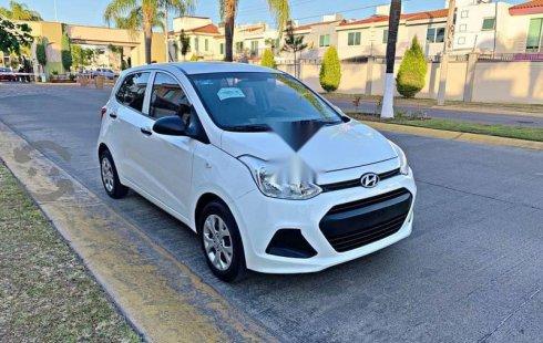 Urge!! En venta carro Hyundai Grand I10 2016 de único propietario en excelente estado
