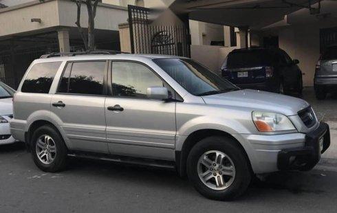 Honda Pilot impecable en Monterrey más barato imposible
