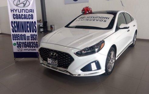 Tengo que vender mi querido Hyundai Sonata 2018 en muy buena condición